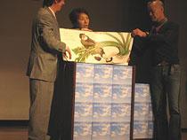 三河ダルクフォーラム 大型絵本「おおきなかぶ」