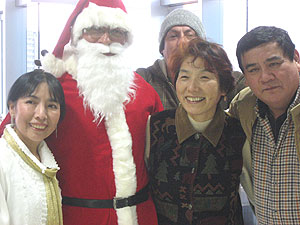 APTクリスマス会