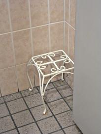 公共施設のトイレ