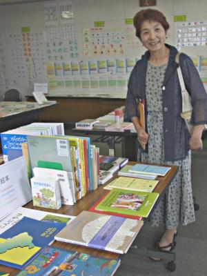 豊橋市教育委員会学校教育課外国人児童生徒教育相談員の皆さんの手づくり公開日