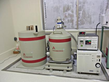 ゲルマニウム半導体検出器