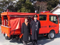 消防団入魂式2